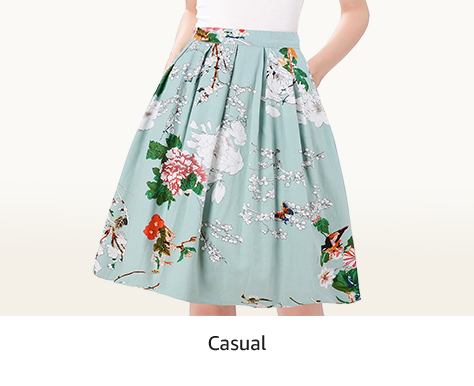 Women s casual skirts 294246070