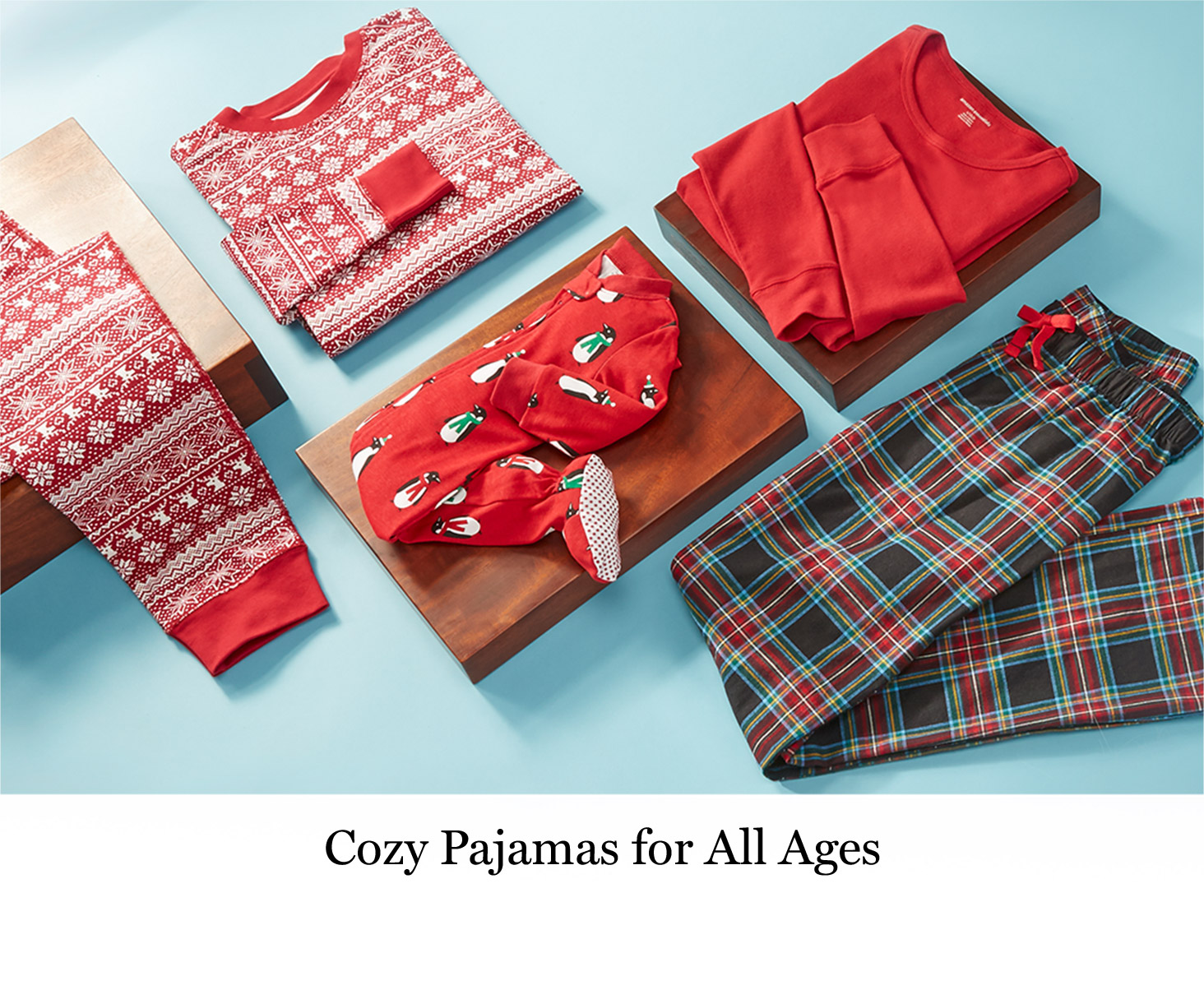 Cozy Pajamas For All