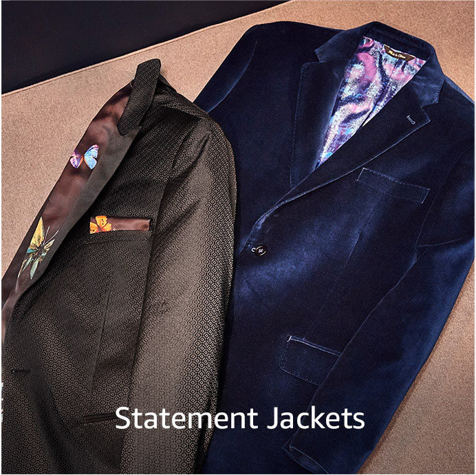 Statement Jackets
