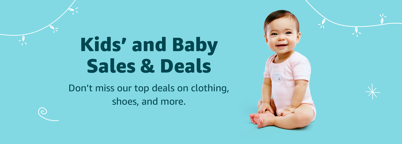 Kids' and Baby Sales & Deals