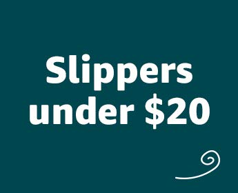 Men's slippers under 20