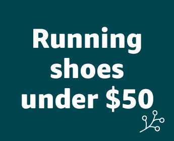 Men's running shoes under $50
