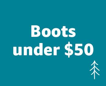 Women's boots under $50