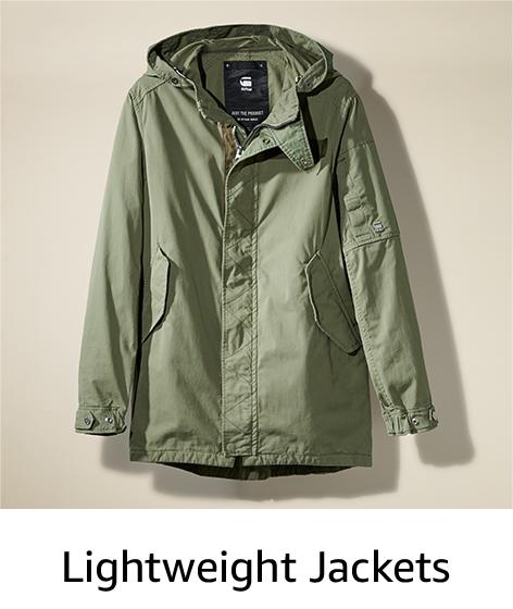 Lightweight Jackets