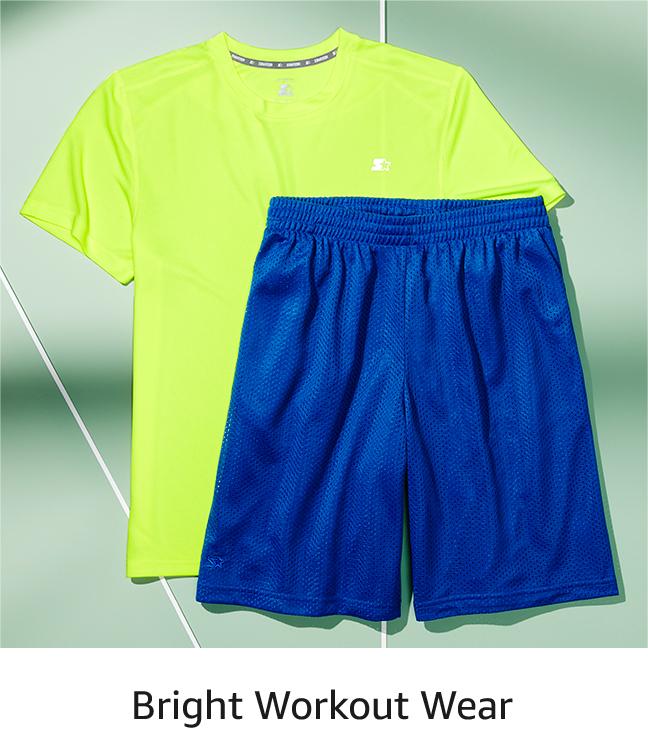 Bright Workout Wear