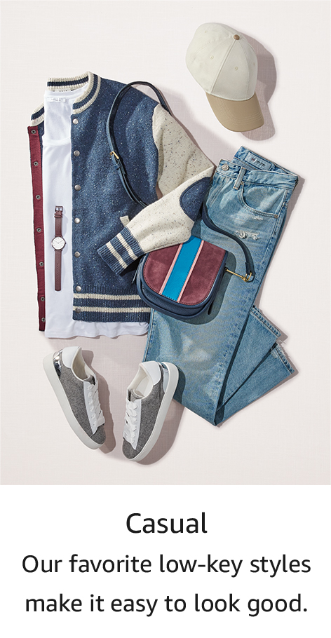 Shop by style: Casual