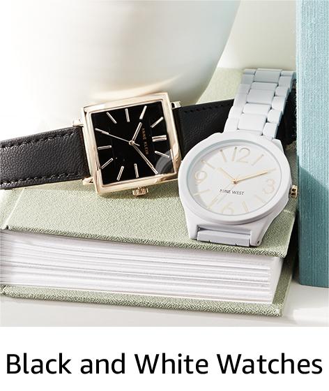 Black & White Watches