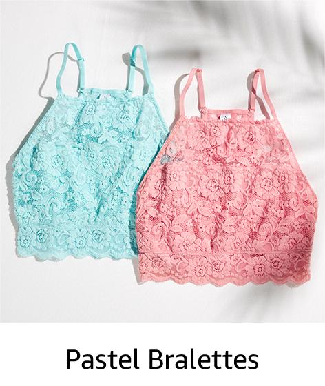 Pastel Bralettes