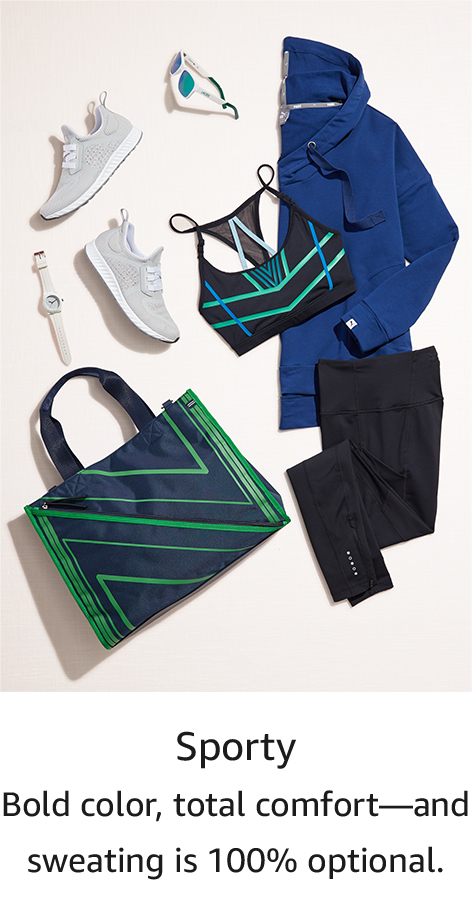 Shop by style: Sporty