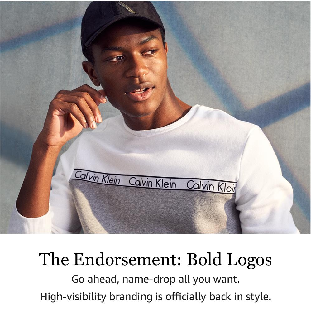 The Endorsement: Bold Logos