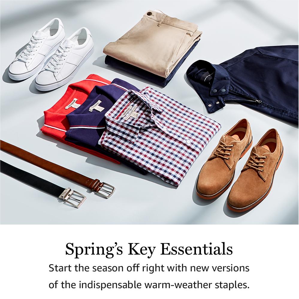 Spring's Key Essentials