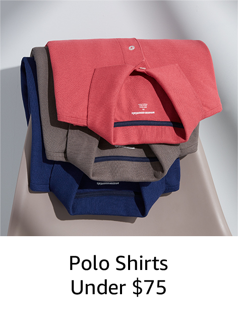 Polo Shirts Under $75