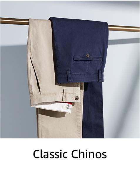 Classic Chinos