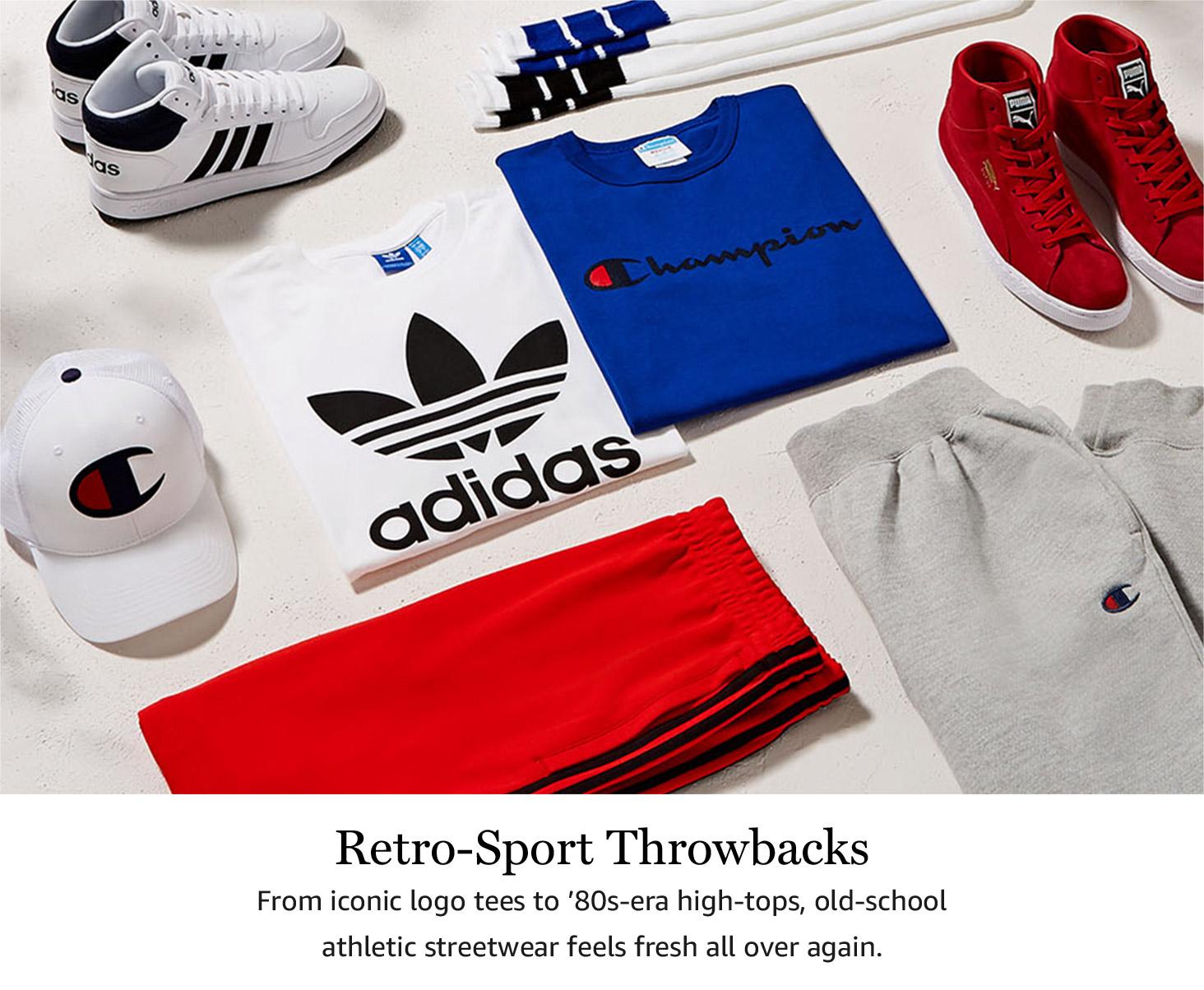 Retro-Sport Throwbacks