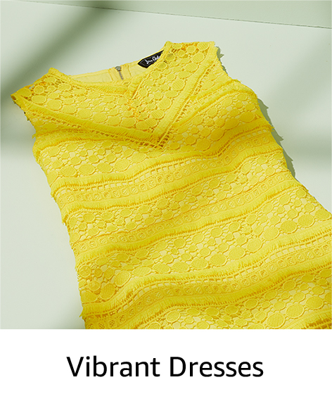 Vibrant Dresses