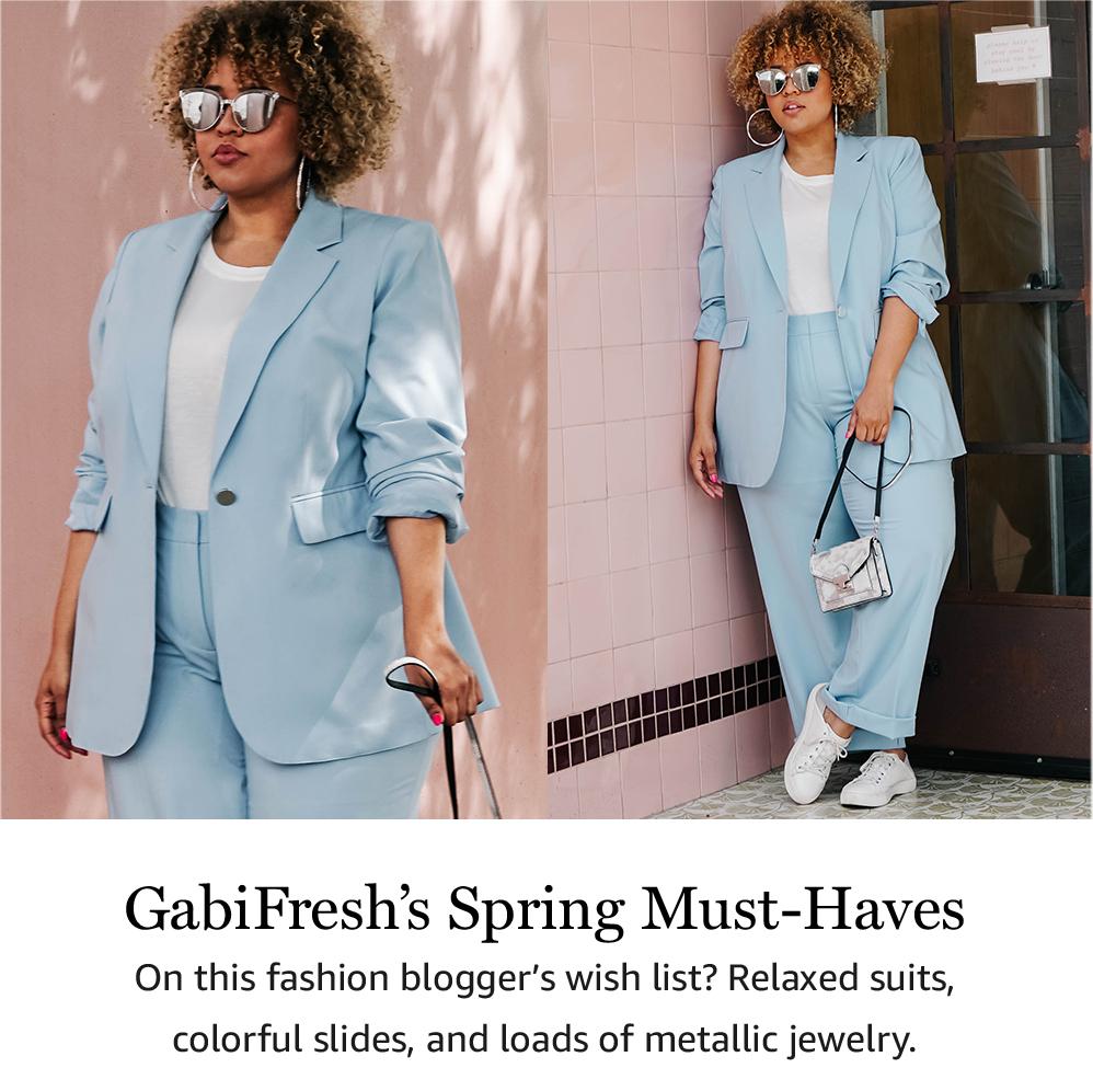 GabiFresh's Spring Must-Haves