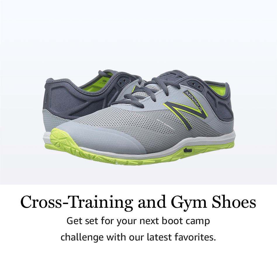 Cross-Training and Gym Shoes