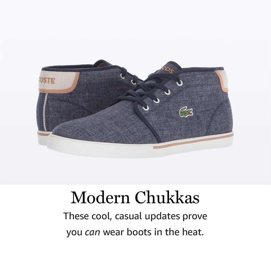 Modern Chukkas