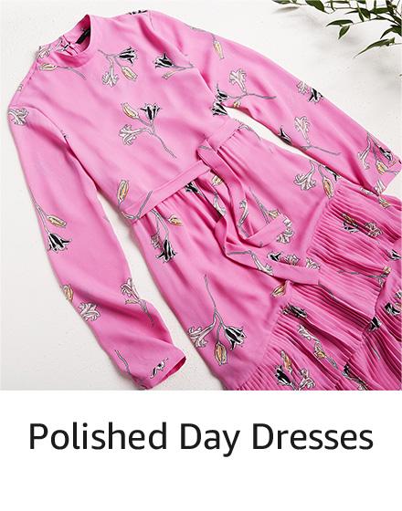 Polished Day Dresses