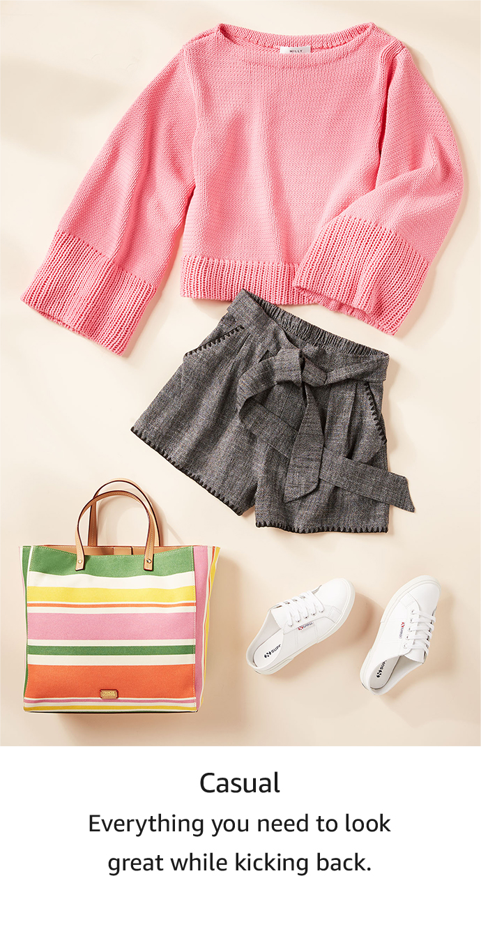 Shop your style: Casual