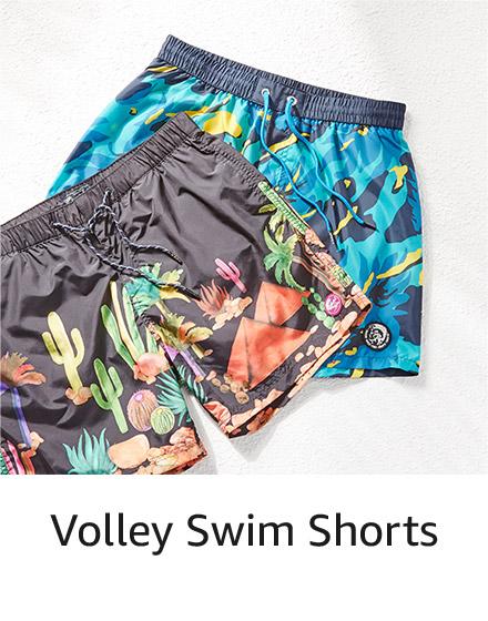 Volley Swim Shorts