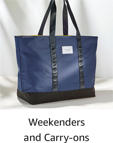 Weekenders and Carry-ons
