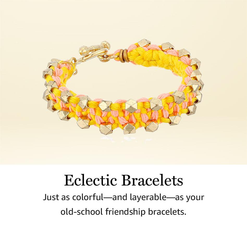 Eclectic Bracelets
