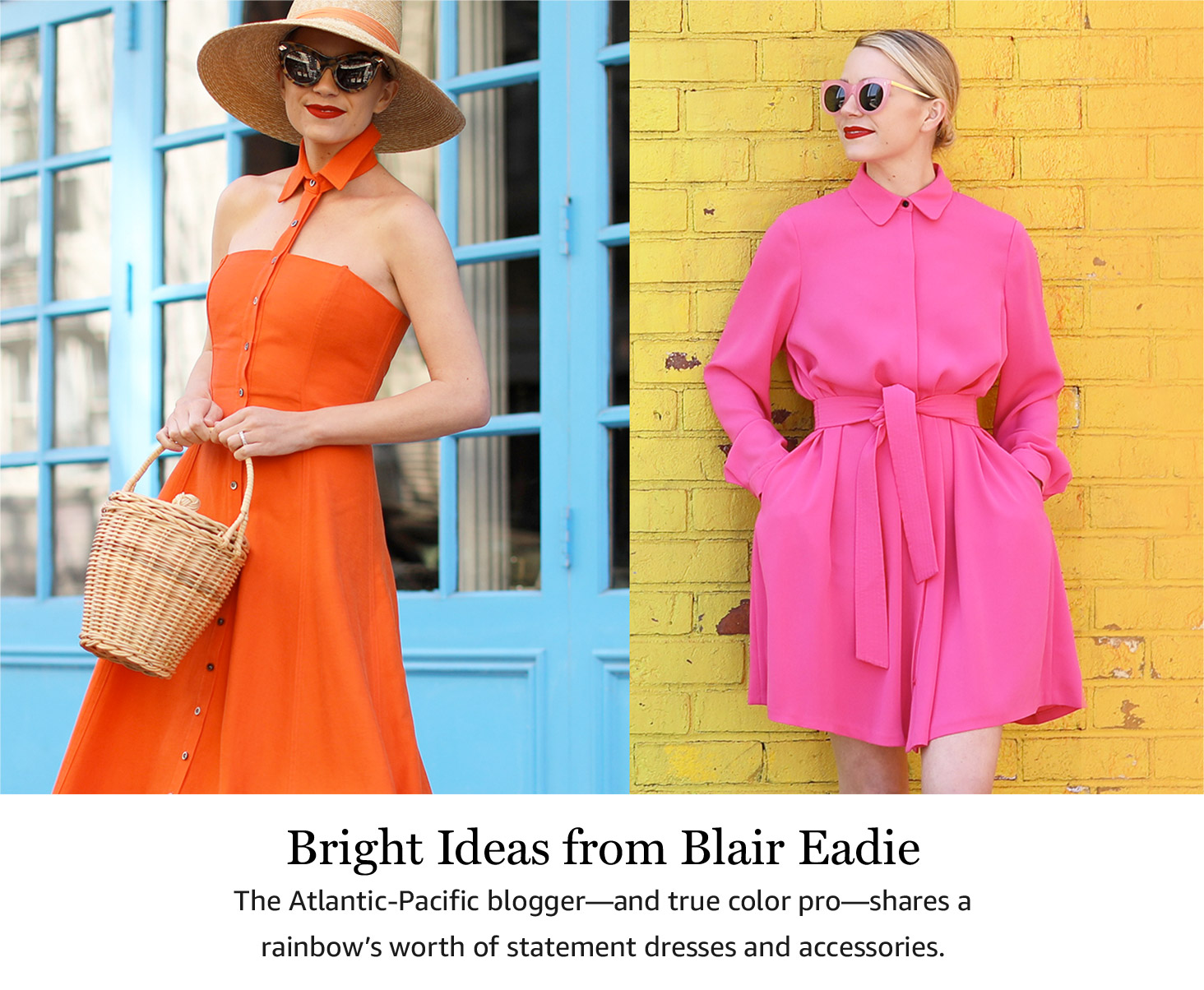 Blair Eadie's Top Picks