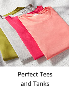 Perfect Tees & Tanks