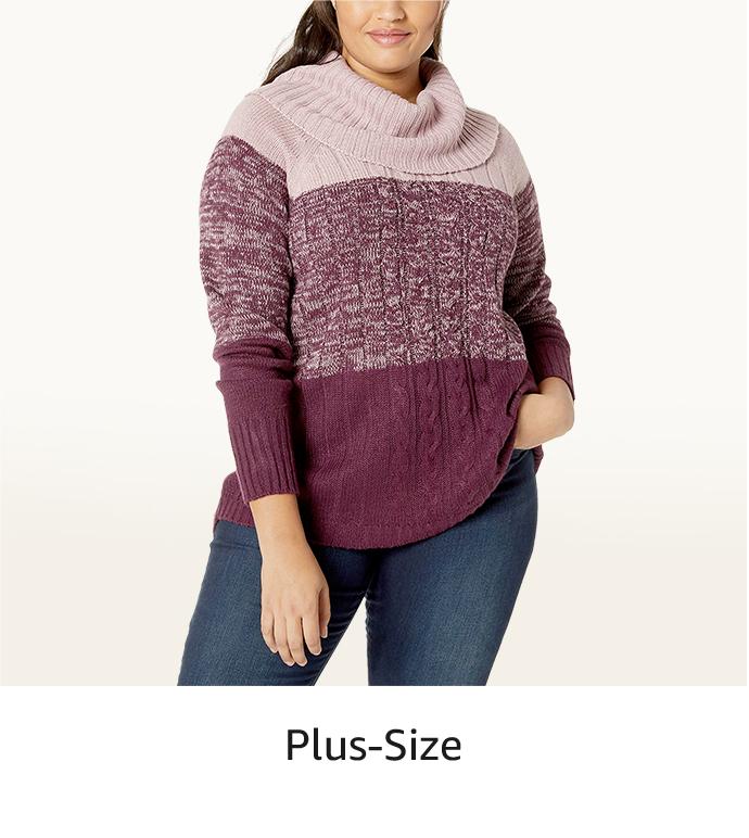 Women's Plus-Size Clothing