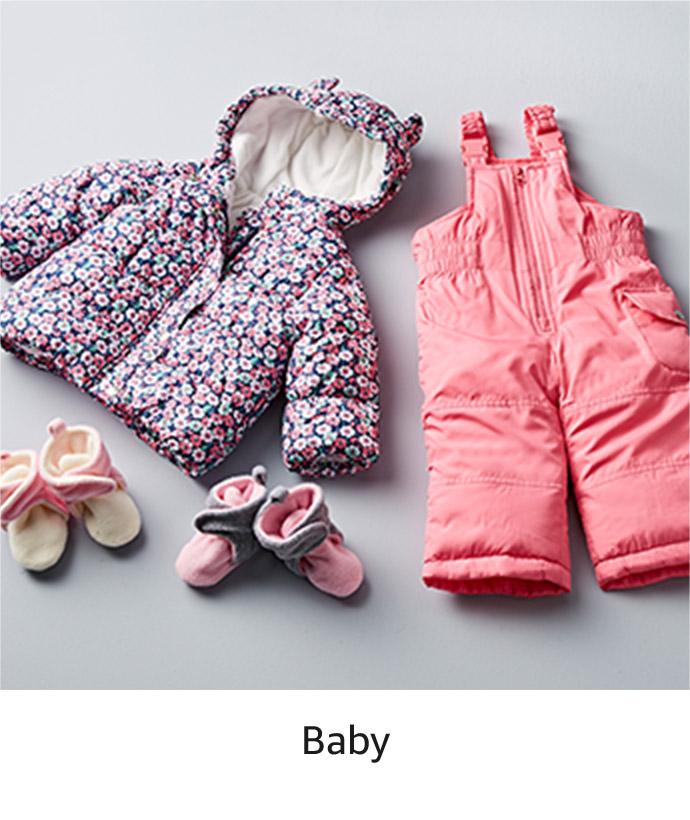 Shop Baby's Fashion