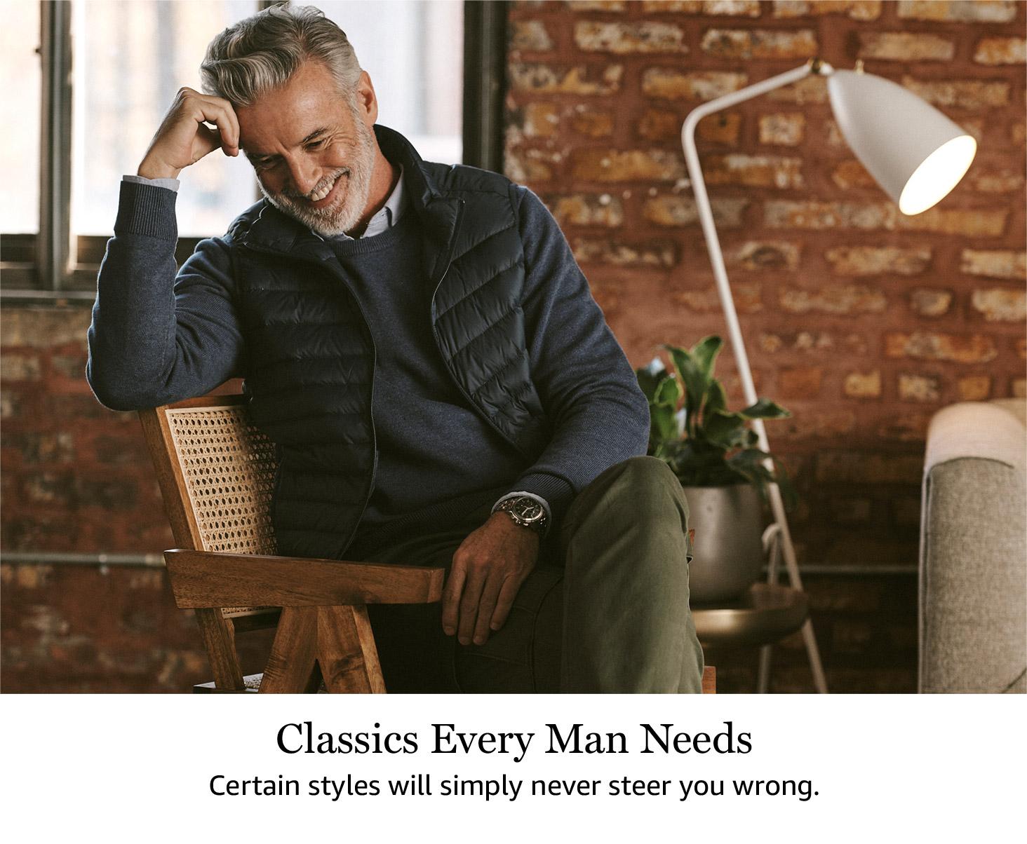 Classics every man needs
