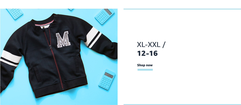 XL-XXL
