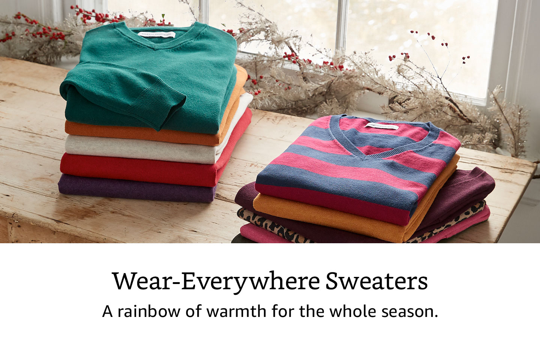 Wear-Everywhere Sweaters