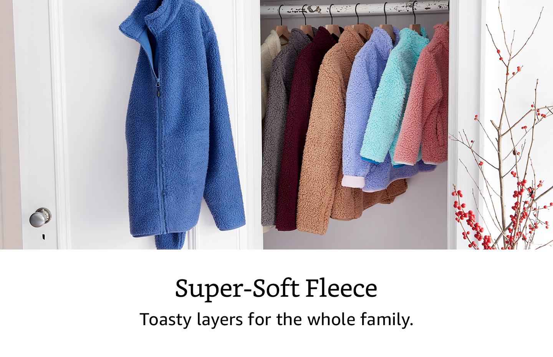 Super Soft Fleece