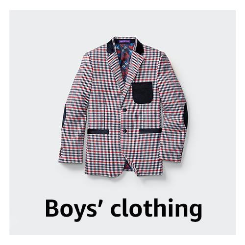 Boys' clothing