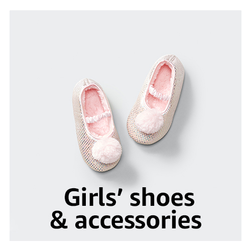 Girls' shoes & Accessories