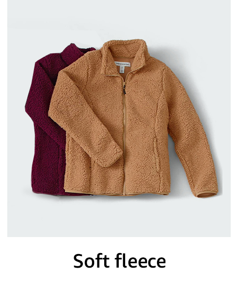 The softest fleece