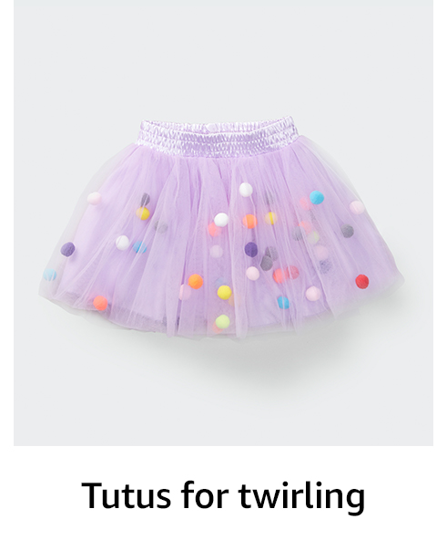Tutus for twirling