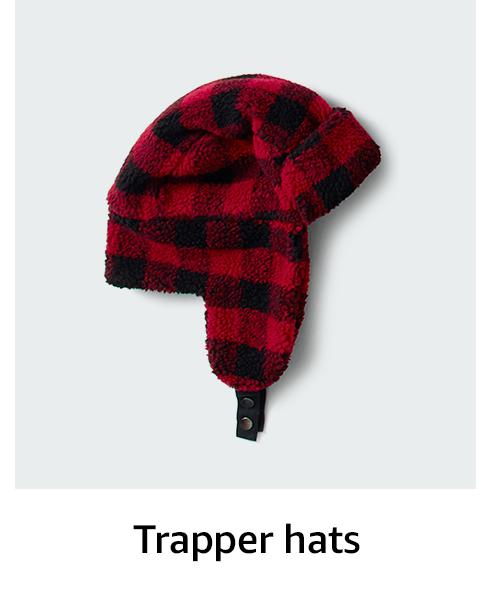 Trapper hats