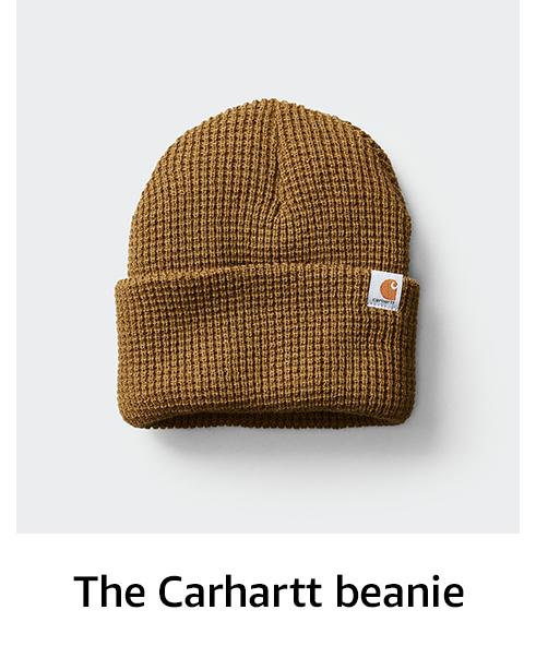 The Carhartt beanie