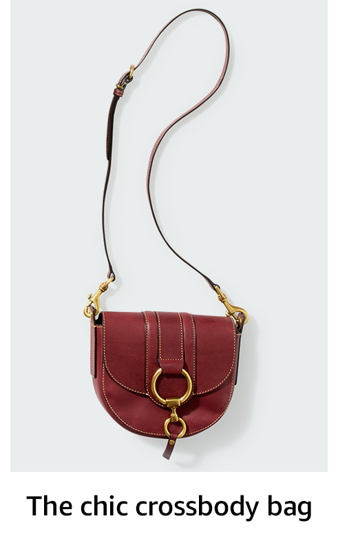 The chic crossbody bag