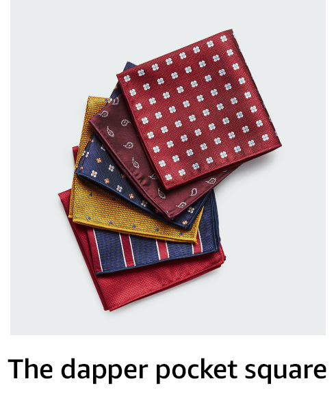 The dapper pocket square