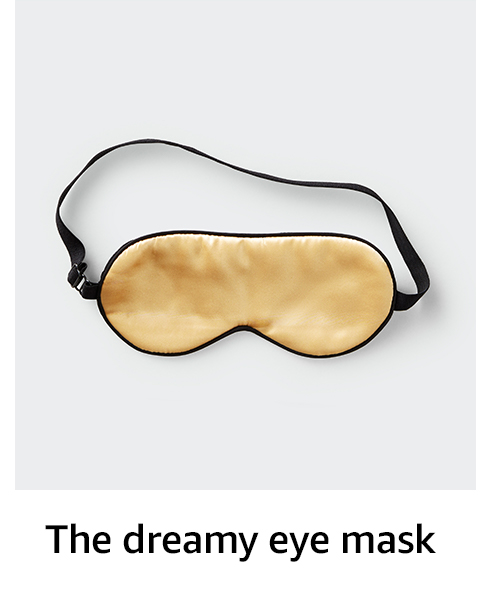 The dreamy eye mask