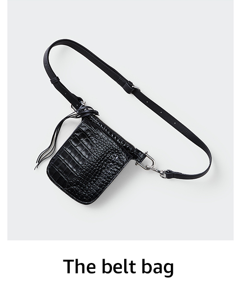 The belt bag