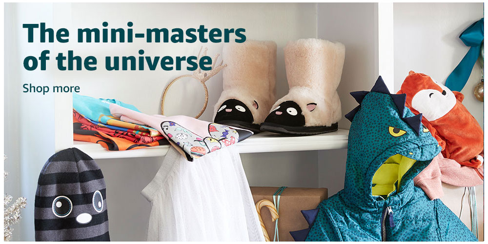 The mini-masters of the universe