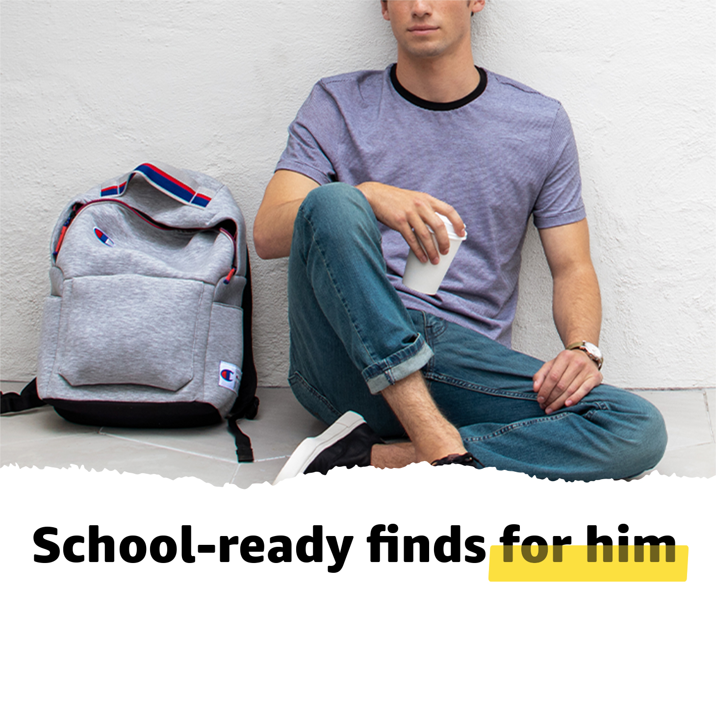 School-ready finds for him