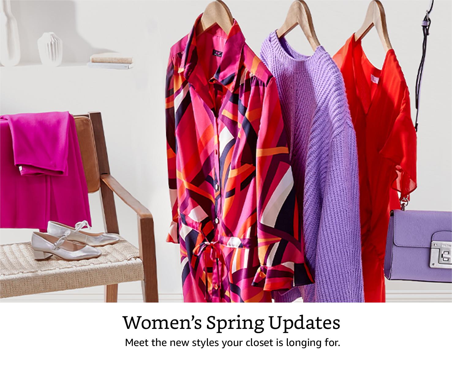 Women's Spring Updates