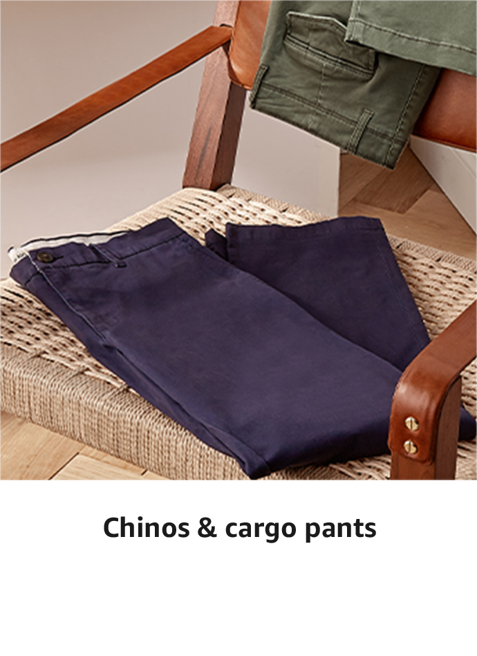 Chinos & cargo pants