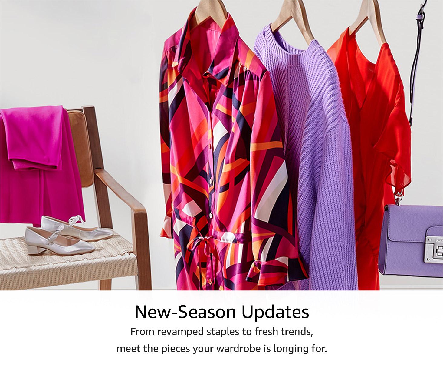 New Season Updates